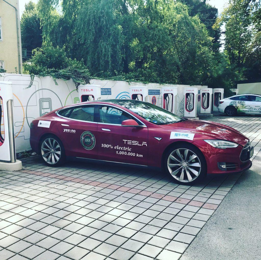 Tesla S von Freiherr Gemmingen