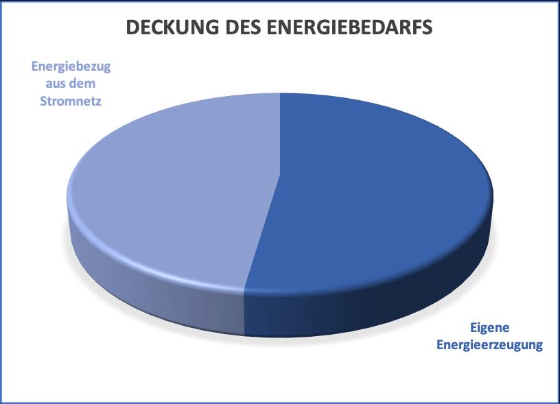 Deckung des Energiebedarfs